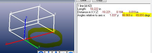 Angle Measurements of Lines, Cylinders and Edges 17