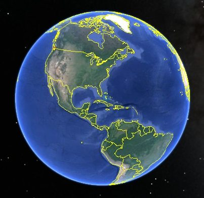 Tip 72: Exporting a 3D model for use in Google Earth - PhotoModeler
