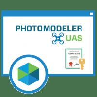 PhotoModeler UAS