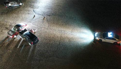 Nighttime Drone MVA
