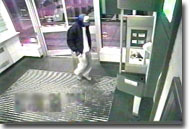 Still from surveillance video