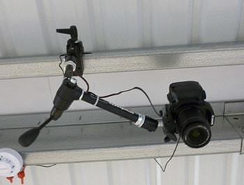 Ceiling Mounted Camera
