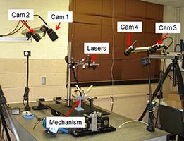 Micro UAV Experimental Setup